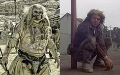 How this actor ended up playing 2 different villains in the 'Mad Max ... Mad Max Fury Road  #MadMaxFuryRoad