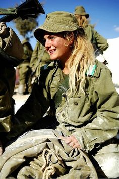 Women of the IDF! please pray for this woman