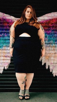 Why You Need to Know Plus Size Model Tess Holliday and her #EffYourBeautyStandards movement