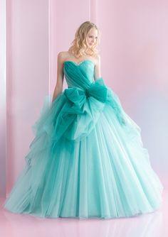 ball ~ dress ballgown