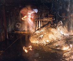 Chernobyl Foot