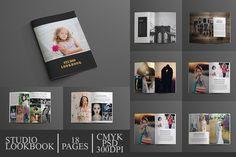 Studio Lookbook Brochure by Madhabi Studio on Creative Market