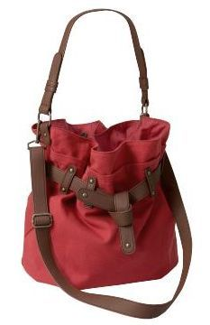 Love this bucket bag, I have it in white but love this color too.