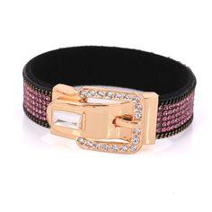 punk bracelets pulseras mujer bohemian bracelet femme free shipping wholesale cheap price ladies bracelets with crystal hot item