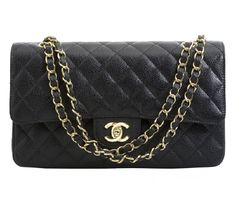 Classic flap bag - Chanel. Likes this is classic