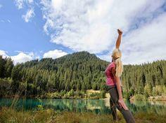 Das erste Yoga Festival in den Bergen  #yoga #entspannung #urlaub Anton, Yoga Festival, Bergen, Mountains, Nature, Travel, Vacations, Kunst, Naturaleza