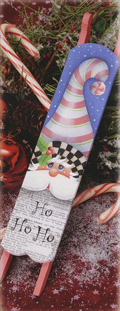 Best Sandi Strecker Images Christmas Ornaments Paintings Crafts