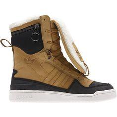Adidas Jeremy Scott Tall Boy Winter Shoes #AdidasJeremyscott #AthleticFashionSneakers