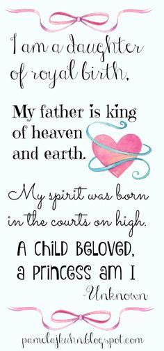 Amen!  :)