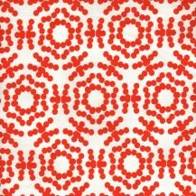 Robert Kaufman Spot On Wide Quilt Back - Red, Extra Wide Sheeting Fabric