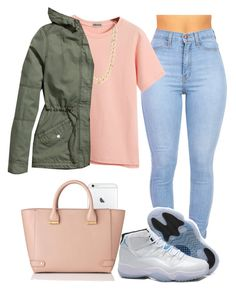 """""""Untitled #40"""" by jordans-and-dresses ❤ liked on Polyvore"""