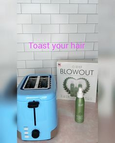 Check out this toaster experiment with Surface Blowout spray. This demonstrates exactly how this product protects your hair from heat damage. The best heat protector spray! It is also vegan, paraben free and not tested on animals! Before styling your hair always ensure you spray a heat protecting spray to avoid toasting your hair! #surfacehair #heatprotectingspray Blowout Hair, White Shower, Shower Cap, Heat Damage, Natural Styles, Paraben Free, Hair Art, Toaster, How To Know