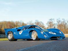 1969 Lola T70 Mk IIIb by Sbarro | Paris 2014 | RM AUCTIONS