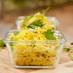 Indian Lemon Rice - Full of rich Indian flavors this lemon rice makes for a perfect side dish