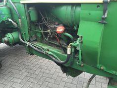 Deutz F 4 L 514 4 Zylinder Oldtimer Schlepper Foto 4