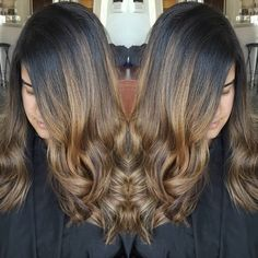 Brown hair color doesn't have to be drab or boring. These four shades of brown have dimension and will help to make your hair look like it has more body. Ash brown, honey brown, golden brown, and purple brown are the most popular brunette shades be
