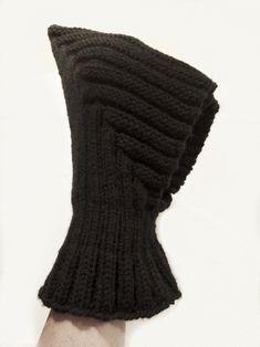 Troldehuen - strikket elefanthue - FiftyFabulous