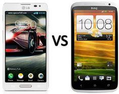 Compare LG Optimus F7 vs HTC One X - Specs Of All