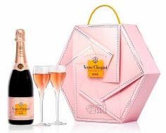 """Veuve-Clicquot """"Coffret Rosé Couture"""""""