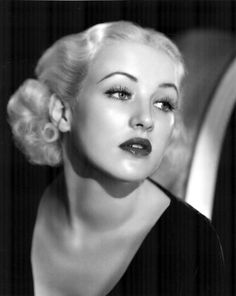 Betty Grable, 1935, photo by Ernest A Bachrach  first posted by   screengoddess