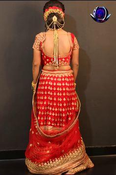Bridal Bun, Low Buns, Bride Makeup, Bun Hairstyles, Captain Hat, Indian, Hair Styles, Sweet, Dresses