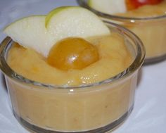 Compote pommes mirabelles