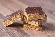 """Healthy """"Reese's"""" Quinoa Crispy Treats Recipe on Yummly"""
