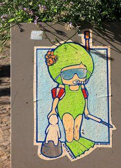 El Bocho - Street Artist