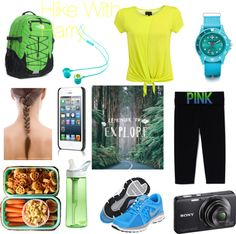 """Hike with Harry"" by one-direction-outfits1 ❤ liked on Polyvore"