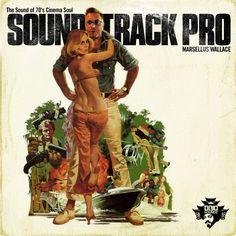 'Über' Mixtape Must Have Dj Marsellus Wallace - Soundtrack Pro ( 70er Cinema Tracks - Stream und Download ) - Atomlabor Wuppertal Blog