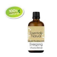 Energizing Aromatherapy Blend