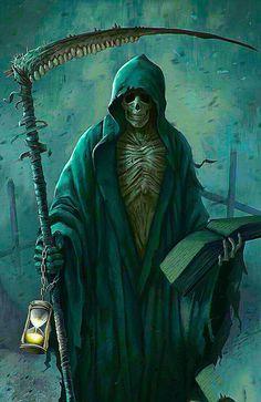 Iron Maiden-dance of death Grim Reaper Art, Grim Reaper Tattoo, Heavy Metal Art, Heavy Metal Bands, Iron Maiden Mascot, Iron Maiden Posters, Eddie The Head, Monster Pictures, Apocalypse Art