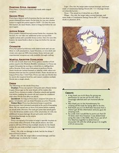 Joshua Miller on Critical Role Percy, Critical Role Characters, D D Characters, Dungeons And Dragons 5, Dungeons And Dragons Homebrew, Science Fiction, Dnd Classes, Dnd 5e Homebrew, Monsters
