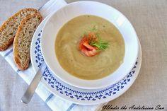 Andalusian auringossa-ruokablogi: Soppasunnuntai: Fenkolia
