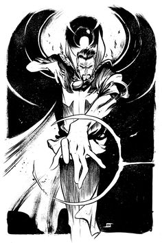 Dr. Strange | Jeff Stokely