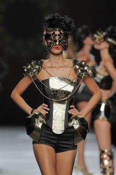 Maya Hansen - Spring Summer 2013 - Mercedes-Benz Fashion Week Madrid 2012