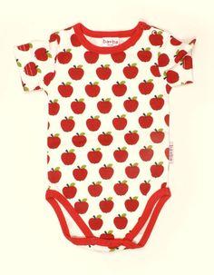 Body met appeltjes - Baba Babywear