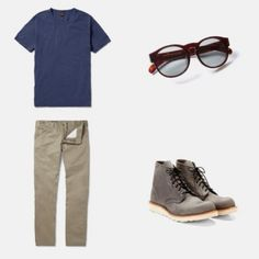 Yet another weekend casual kit.