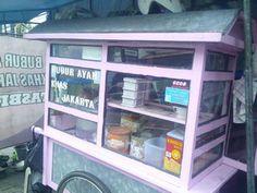 Bubur Ayam Tasbiyah, Kuliner Bubur Khas Jakarta | TeamTouring