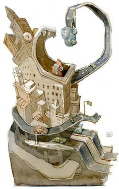 City Monster - Marcelo Lelis