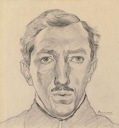 Umberto Boccioni, by Umberto Boccioni - Umberto Boccioni - Wikipedia, la enciclopedia libre