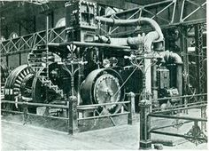 Nicola Tesla/Westinghouse display, Machinery Hall, Exhibit, World's Colombian Exposition