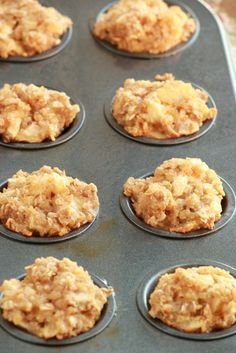 Apple Cinnamon Quinoa Bites for Breakfast! | And They Cooked Happily Ever After