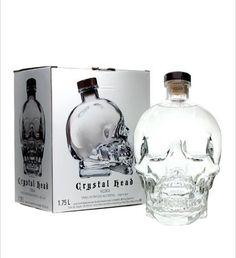 Crystal Head Vodka #booze