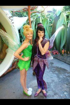 tinkerbell silvermist costume   meet silvermist and fawn ;) Vidia Costume, Silvermist Costume, Disney ...