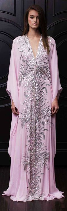 Beautiful Kaftan For Your Eid Outfits Ideas, Try This Looks