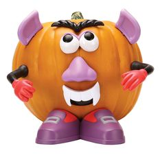 Mr. Potato Head Vampire Pumpkin Decorating Kit from BuyCostumes.com I want this toy!! LOL