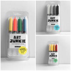 Ara amb el kit Art Junkie de Guiri Stuff podràs provar-te com a artista. Fes de Hopper, Rothko o Picasso, o de tu mateix!