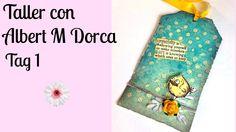 Tag 1, Taller de con Albert M Dorca