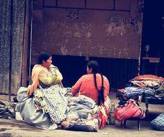 Market Day. Cochabamba, Bolivia